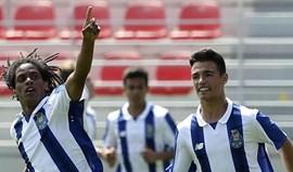 FC Porto aplica chapa 4 na deslocação a Oeiras
