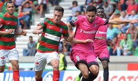 Marítimo-Estoril, 1-1
