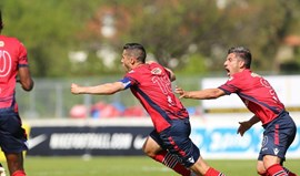 Oliveirense regressa à 2.ª Liga um época depois