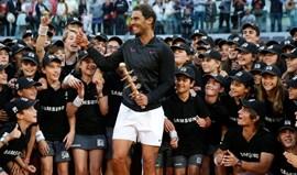 Nadal mantém-se invicto em terra batida com 5.º título no Masters 1.000 de Madrid