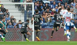 Crónica do FC Porto-P. Ferreira, 4-1: Despedida com dignidade