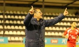 Lagoa: Clube homenageia treinador Nuno Costa na despedida