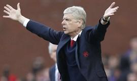 Arsène Wenger considera que será frustrante ficar fora da Champions
