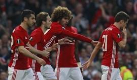 Manchester United eleva projeção de lucros recorde para entre 218 a 230 milhões
