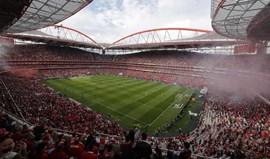No Vaticano pelo Benfica