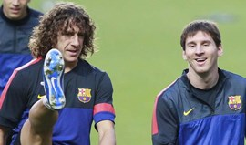 Puyol: «Ronaldo é um dos grandes jogadores da história, mas Messi é melhor»