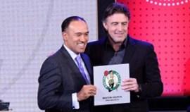 Boston Celtics ficam com a primeira escolha do draft