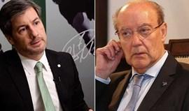 Bruno de Carvalho e Pinto da Costa unidos pela pacificação do desporto português
