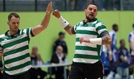Sporting tropeça na Madeira e fica a torcer pelo Benfica
