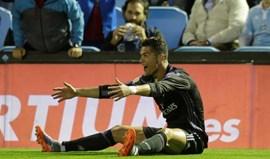 Ronaldo e o golo falhado: «Souhumano e posso falhar também»