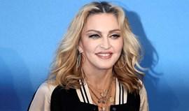 Madonna diverte-se em Portugal