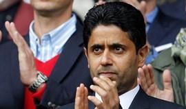 Presidente do PSG felicita Monaco pelo título
