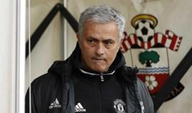Mourinho: «Queremos os melhores do mundo e David de Gea é um deles»