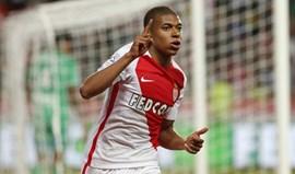 Nem uma propostaastronómica fará o Monaco negociar Mbappé