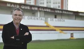 José Nabais demite-se do cargo de presidente do Oriental