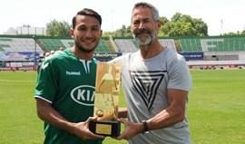 João Carvalho volta a ser eleito em abril o melhor jogador jovem da Liga NOS