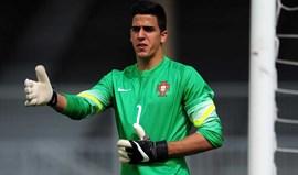 Joel Pereira: «Vou agarrar a oportunidadecom as duas mãos»