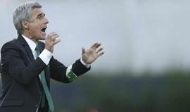 Luís Castro e o jogo que pode dar a Europa: «Nada mais há além destes 90 minutos»