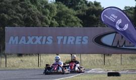 Diogo Sousa e Daniela Bastos vencem nacional universitário de karting