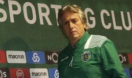 Jorge Jesus garante sintonia com Bruno de Carvalho