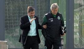 Dia de múltiplos contactos entre Bruno de Carvalho e Jorge Jesus