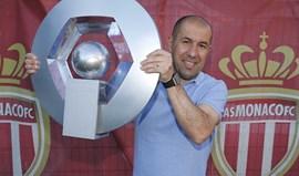 Leonardo Jardim: «Sou o homem mais feliz do Mundo»