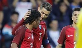 Ronaldo pede a Florentino que contrate Gelson mas o Barcelona é uma forte ameaça
