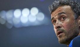 Luis Enrique: «Na próxima época vão ver-me muitas vezes no Camp Nou... como adepto»