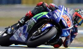 MotoGP: Maverick Viñales conquista 'pole'em França
