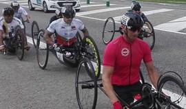 Paraciclismo: Luís Costa sobe ao pódio na Bélgica