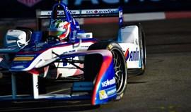 Fórmula E: Félix da Costa abandona GP de França após acidente