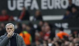 United faz depender renovação de Mourinho da final da Liga Europa