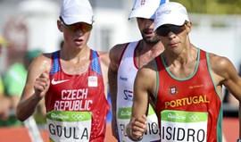 Pedro Isidro com mínimos para os Mundiais nos 50 km marcha