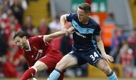 Liverpool triunfa e garante playoff da Liga dos Campeões