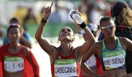 Ana Cabecinha conquista prata na Taça da Europa de marcha