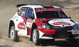 Rali de Portugal: Miguel Campos foi o melhor português e ficou perto do pódio no WRC2
