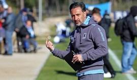 Vítor Pereira joga permanência no playoff da 2.Bundesliga