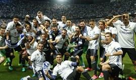 Real Madrid sagra-se campeão espanhol