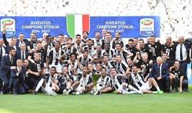 Serie A: Historial de vencedores