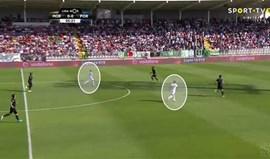 O Moreirense-FC Porto visto à lupa: Permanência em contra-ataque