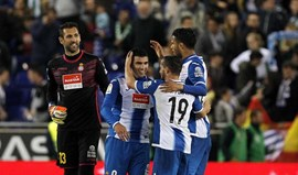 José António Reyes abandona Espanyol