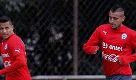 Arturo Vidal pede contratação de Alexis Sánchez ao Bayern