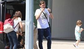 Casillas viaja para Madrid com futuro incerto
