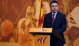 Novo treinador do Barcelona apresentado a 29 de maio