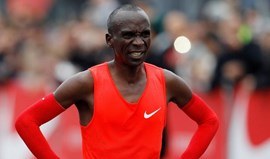 Campeão olímpico da maratona renuncia aos Mundiais para tentar bater recorde do Mundo