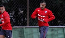 Vidal quer Alexis Sánchez no Bayern e sugere que o Arsenal é clube... menor