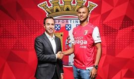 Guerreiros oficializam Raúl Silva