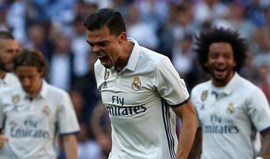 Pepe: «Uma parte do meu coração será sempre blanco»