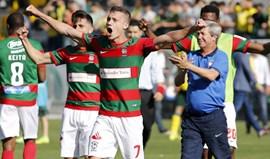 Parabéns ao Marítimo pela presença na Liga Europa na próxima época
