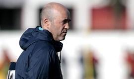 Hungria: Leonel Pontes já não é treinador do Debrecen